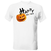 Tričko Halloween - Pumpkin and Happy Helloween