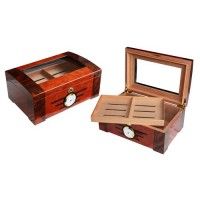 Humidor Brown wood 100