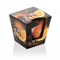 Vonná sviečka - Orange and Chocolate - 115 G